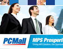 PC Mall's Manage Print Services Sell Sheet