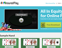 Insured Play User Interface