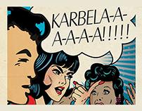 Giorgi Karbelashvili Comicses