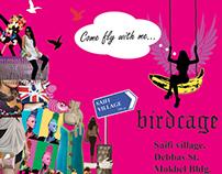 Birdcage boutique - Mojo handbags (Lebanon)