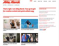 Abby Marsh Website