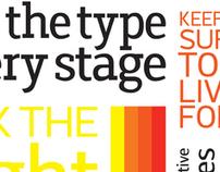 Versatis Typeface