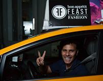 NYC Fashion's Night Out -  Street Studio