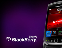 BlackBerry Torch Posters