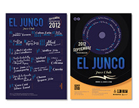 El Junco New Season  | Identity proposal
