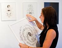 Hannah Stouffer Studio Visit / HB Super / Juxtapoz
