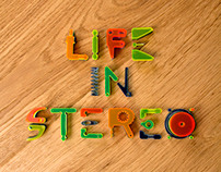 The Pinker Tones: Life in Stereo