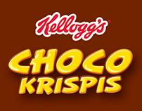 Choco Krispis Packaging