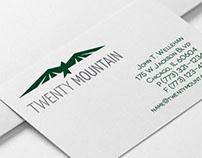 20 Mountain Logo