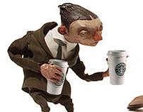Starbucks Brand Campaign