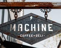 Machine Coffee + Deli