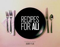 Recipes For Ali