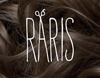 Raris - Brand Identity