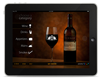Restuarant Menu App for iPad