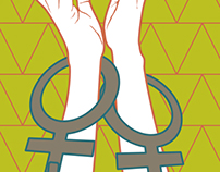 Poster for tomorrow 2012 - Gender equality