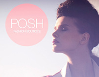 Posh - online store