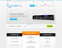 WebTag Hosting