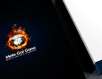 Mete Gol Gana / Branding
