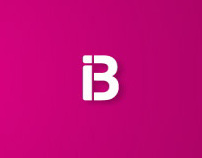 ib3 brand  animation