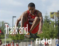 My time as a track&field athlete at Indiana University