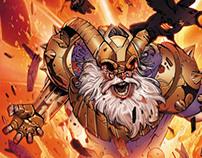 Marvel Works 2011- 2012