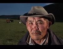 Encounters in Mongolia