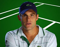Andy Roddick 2009 U.S. Open