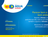 Agua Academia WebSite