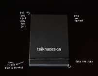 TeiknaDESIGN _ Name Card