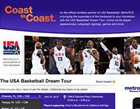 MetroPCS & USA Basketball