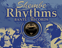 IJUSI #27 SHEMBE RHYTHMS-LP COVER