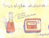 objetos cotidianos / daily objects
