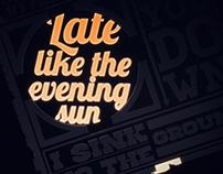 Headlights by Morning Parade - Lyric Video