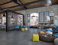 OFFICE DESIGN - IT office interior design