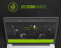 212 Studio | Branding and Website