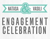 Engagement Invitation // Natasa & Vasili