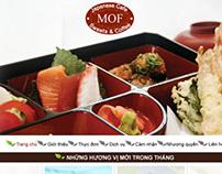 MOF Japanese Sweets & Coffee
