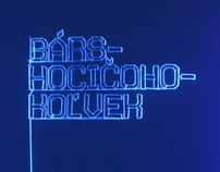 Bárshocicohokolvek / Exhibition
