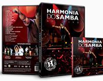 CD & DVD Harmonia do Samba