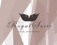 logo design- royal suite