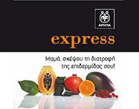 Proposal DM for Apivita express masks