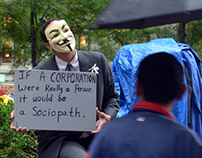 Occupy Time Square