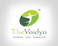 Branding design for The Vaidya™