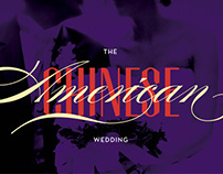 The Chinese-American Wedding