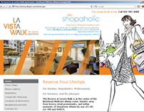 Fun, Lifestyle Focused Site for an Apartment Complex