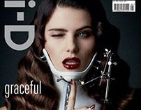 I-D Magazine. Fall 2012 (costumes).