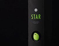 STAR Olive Oil Rebrand