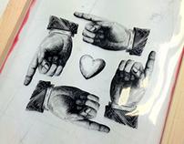 Typelover silkscreen