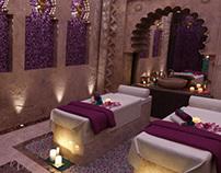 Moroccan Bath (Dubai-UAE)