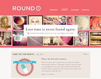 Round One Web Design